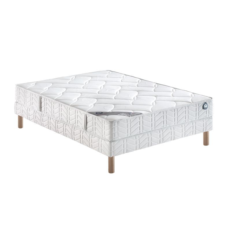 ensemble bultex 110x190 matelas corretto sommier assorti ebay. Black Bedroom Furniture Sets. Home Design Ideas