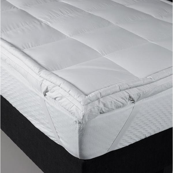 Surmatelas bultex 90x190 confort moelleux nature