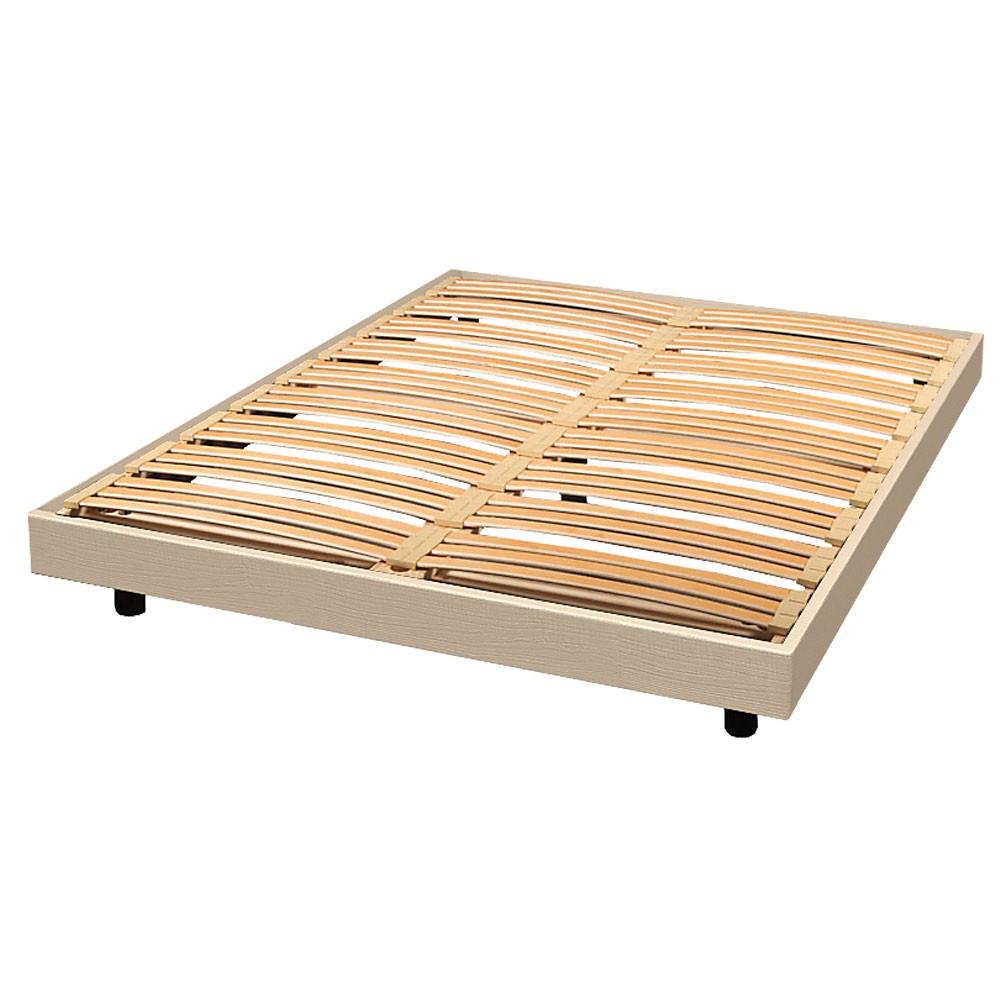 sommier d montable kit spot naturel 12 cm. Black Bedroom Furniture Sets. Home Design Ideas