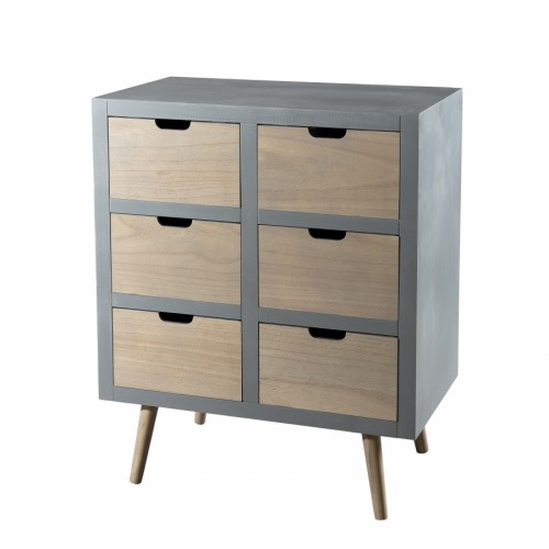 Commode 6 tiroirs ENZO