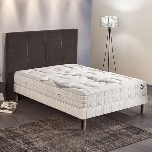 Ensemble Matelas Bultex nano NEATNESS Confort Morphologique